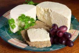 Grimbister and Russells Traditional Orkney Cheese